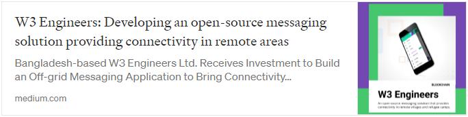 open source messaging in medium
